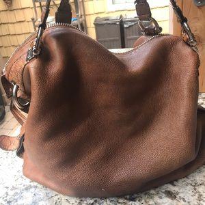 gucci guccissma tote or hobo bag